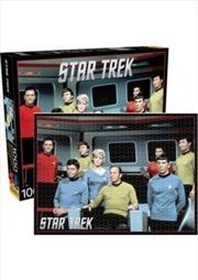 Star Trek Cast 1000pc Puzzle