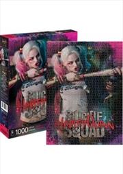 Dc Comics Suicide Squad Harley Quinn 1000pc Puzzle