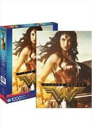 DC Comics – Wonder Woman Movie 1000pc Puzzle