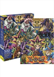 Yu Gi Oh Puzzle 500 pieces