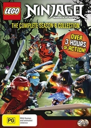 LEGO Ninjago - Masters of Spinjitzu - Series 6