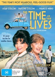 Time Of Their Lives | DVD