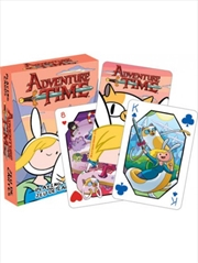 Adventure Time Gender Bender Playing Cards | Merchandise
