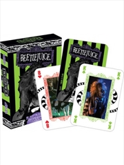 Beetlejuice Playing Cards | Merchandise