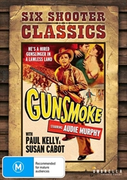 Gunsmoke Six Shooter Collection | DVD