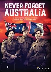 Never Forget Australia | DVD