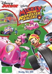 Mickey And The Roadster Racers - Vol 1 | DVD