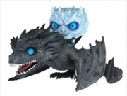 Night King On Dragon