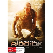 Riddick | DVD