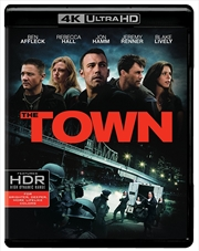 Town | Blu-ray + UHD + UV, The