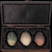 Dragon Egg Collector Box