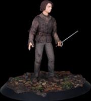 Arya Stark Statue