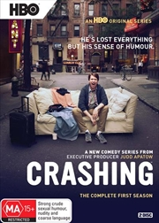Crashing - Season 1 | DVD