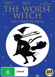 Worst Witch - Season 1-3 | Series Collection, The