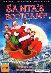 Santa's Boot Camp | DVD