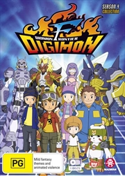 Digimon Frontier - Season 4