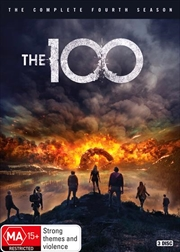 100 - Season 4, The | DVD