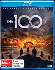 100 - Season 4, The | Blu-ray
