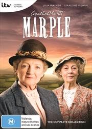 Agatha Christie's Miss Marple Series Collection