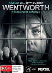 Wentworth - Season 5 | DVD
