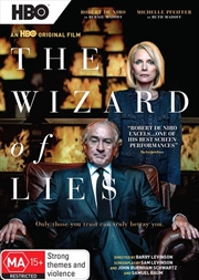 Wizard Of Lies, The | DVD