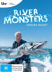 River Monsters - Season 8