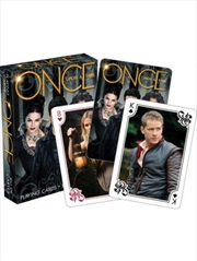 Once Upon A Time Photos Playing Cards