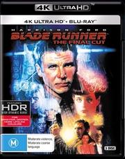 Blade Runner | Blu-ray + UHD