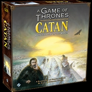 Game Of Thrones Catan Brotherhood Of The Watch
