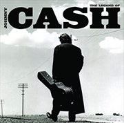 Legend Of Johnny Cash | Vinyl