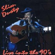 Slim Dusty...Live Into The 90's | CD