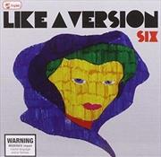 Triple J Like A Version; V6 | CD/DVD