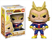 My Hero Academia - All Might