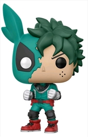 My Hero Academia - Deku (Battle) US Exclusive Pop! Vinyl [RS]