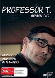 Professor T - Season 2 | DVD