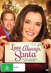 Love Always, Santa | DVD