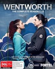 Wentworth - Season 1-5 | Boxset