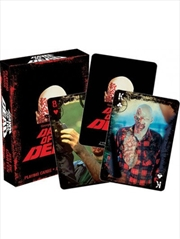 Dawn of the Dead Playing Cards | Merchandise