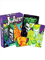 DC Comics - The Joker Playing Cards | Merchandise