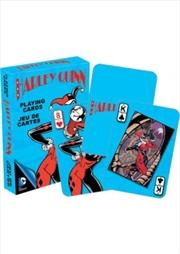 DC Comics Retro Harley Quinn Playing Cards