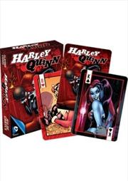 DC Comics Harley Quinn Comics Playing Cards