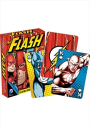 DC Comics The Flash Playing Cards