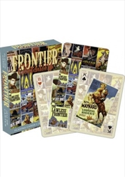 Frontier Classics Playing Cards | Merchandise