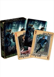 Harry Potter Deathly Hallows Part 1 Playing Cards
