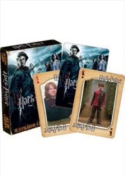 Harry Potter Goblet of Fire Playing Cards