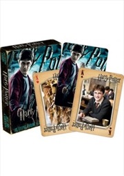 Harry Potter Half-Blood Prince Playing Cards