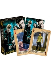 Harry Potter Order of the Phoenix Playing Cards