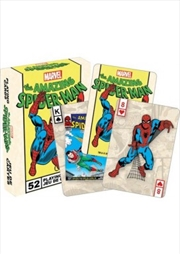 Marvel Spider-Man Retro Playing Cards