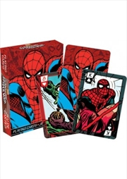 Marvel Spider-Man Comics Playing Cards