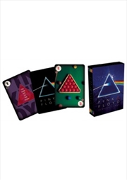 Pink Floyd Dark side of the Moon Playing Cards | Merchandise